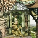 Italian Gazebo 11x14 inches